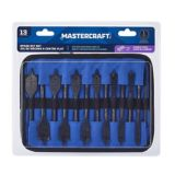 Mastercraft 13-pc Spade Bit Set | Mastercraft
