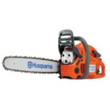 Husqvarna 455 Rancher 55 5cc Gas Chainsaw, 20-in