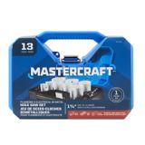 Scies-cloches plombier électricien Mastercraft, 13 pces | Mastercraft | Canadian Tire