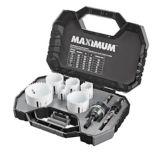 Scie-cloche bimétallique MAXIMUM M42 Cobalt, paq. 8 | MAXIMUM | Canadian Tire