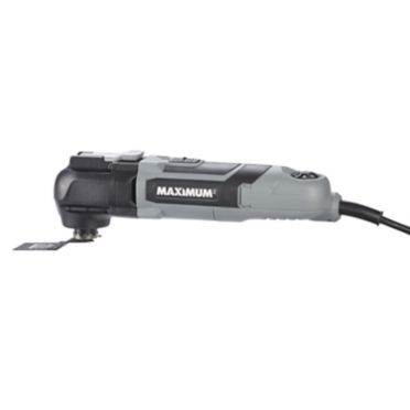 maximum 3a oscillating multi-tool with led   canadian tire