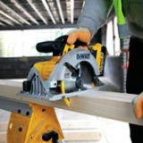 DEWALT 20V Max Li-Ion Cordless Circular Saw with E-Brake, 6-1/2-in | Dewalt