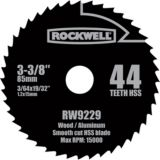 Lame de scie circulaire Rockwell Versacut, 44 dents | Rockwell | Canadian Tire