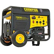 Champion Heavy Duty 6500W Generator