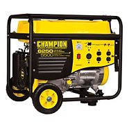 Champion 5500W Portable Gas Generator