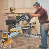 DEWALT 15A Dual Bevel Mitre Saw, 12-in | Dewalt
