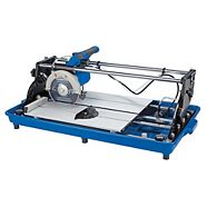 Mastercraft 10A Sliding Wet Tile Saw, 7-in