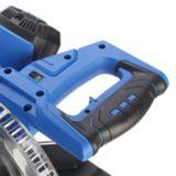 Mastercraft Dual-Bevel Sliding Mitre Saw, 10-in | Mastercraft | Canadian Tire