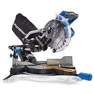 Mastercraft Sliding Compound Mitre Saw, 7-1/4-in