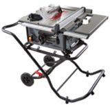 MAXIMUM 15A Compact Jobsite Table Saw, 10-in | MAXIMUM