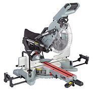 MAXIMUM Dual-Bevel Sliding Mitre Saw, 10-in