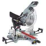 MAXIMUM Dual-Bevel Sliding Mitre Saw, 12-in | MAXIMUM