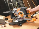 Evolution Multi-Purpose Sliding Mitre Saw, 10-in |