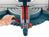 Bosch Dual-Bevel Slide Mitre Saw with Upfront Controls, 12-in | Bosch