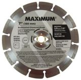 Lame segmentée MAXIMUM, 7 po | MAXIMUM | Canadian Tire