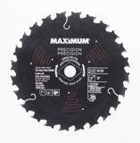 Lame de scie circulaire MAXIMUM, 24 d/po, 6 1/2 po   MAXIMUM   Canadian Tire