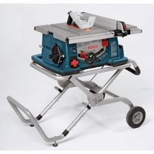 Bosch Jobsite Table Saw With Stand 10 In Canadian Tire