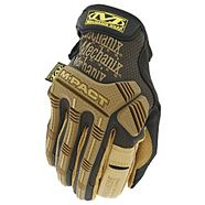 Gant en cuir Mechanix Wear Impact Pro