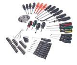 Mastercraft Screwdriver Set, 100-Pc | Mastercraft