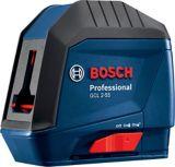 Laser en croix BoschGCL2-55 avec points d'aplomb | Bosch | Canadian Tire