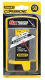 Lames au carbure pour couteau tout usage Stanley, paq. 50 | Stanley | Canadian Tire