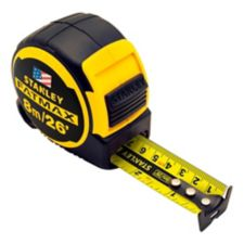 STANLEY® FATMAX® Next Generation Tape Measure, 26-ft