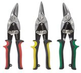 Mastercraft 3-Piece Aviation Snips Set, 10-in | Mastercraft