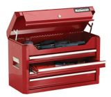 Mastercraft 4-Drawer Chest, Deep Red, 24-in   Mastercraft   Canadian Tire