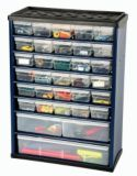 Mastercraft 33-Drawer Metal Cabinet | Mastercraft