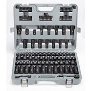 MAXIMUM Impact Socket and Tool Set, 119-pc