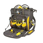 DEWALT Lighted Tech Tool Bag, 14-1/2-in