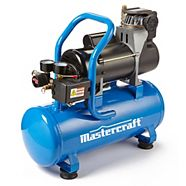Compresseur Mastercraft, 3 gallons