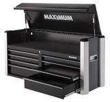 MAXIMUM 8-Drawer Chest, 57-in | MAXIMUM