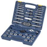Mastercraft Tap & Die Set, 40-pc | Mastercraft