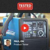 Mastercraft Mig and Flux Welder | Mastercraft