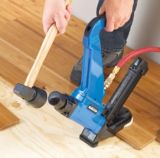 Mastercraft 3-in-1 Flooring Stapler/Nailer | Mastercraft