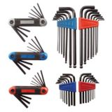 Certified 55-pc Hex Key Set | Certified