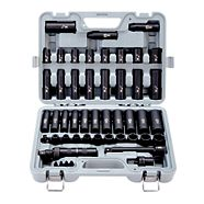 MAXIMUM Impact Socket Set, 48-pc