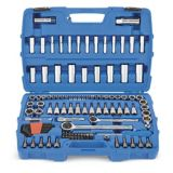 Mastercraft 128-Pc Socket Set | Mastercraft