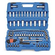 Mastercraft Socket Set, 128-pc