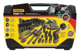 Stanley FatMax 141 Piece Matte Black Socket Set | Stanley