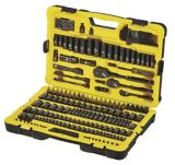 Stanley Professional Black Chrome Socket Set, 229-pc | Stanley | Canadian Tire