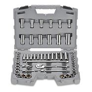 MAXIMUM 3/8-in Drive Socket Set, 53-pc