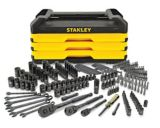 Stanley Socket Set, 203-pc | Stanley