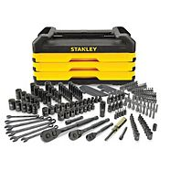 Stanley Socket Set, 203-pc