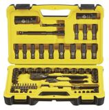 Stanley Chrome Socket Set, 70-pc | Stanley
