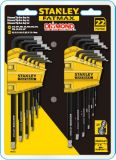 Stanley Diamond Tip Hex Key Set, 22-pc | Stanley
