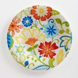 CANVAS Delano Floral Dinner Plate | CANVAS | Canadian Tire