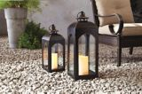 CANVAS Biltmore Lantern with Candle | Canvas