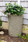 Weave Rain Barrel, 190-L | Good Ideas